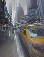 4. taxi jaune a new-york
